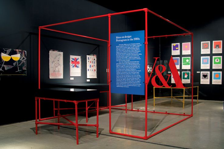 D Exhibition Designer Jobs : Design museum alan fletcher years of graphic work