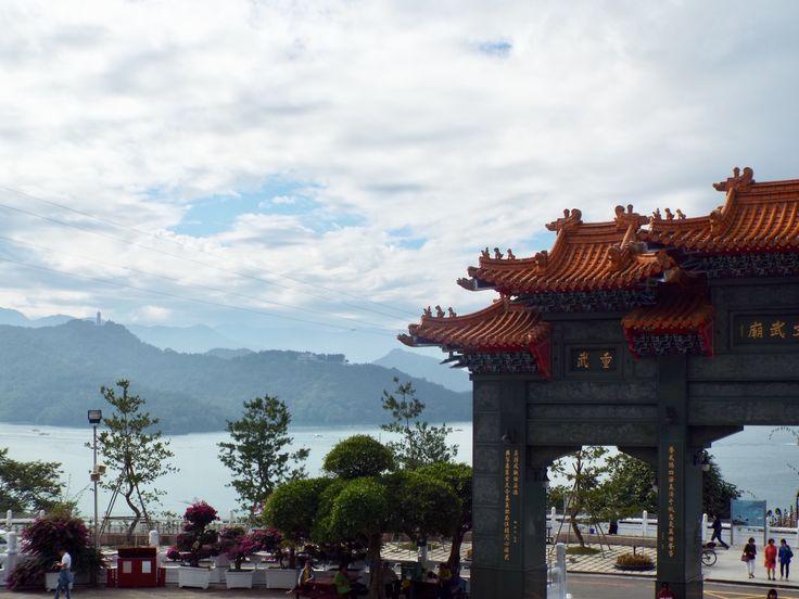 Wen Wu Temple at Sun Moon Lake #Taiwan #SoutheastAsia #Travel #Travelblogger