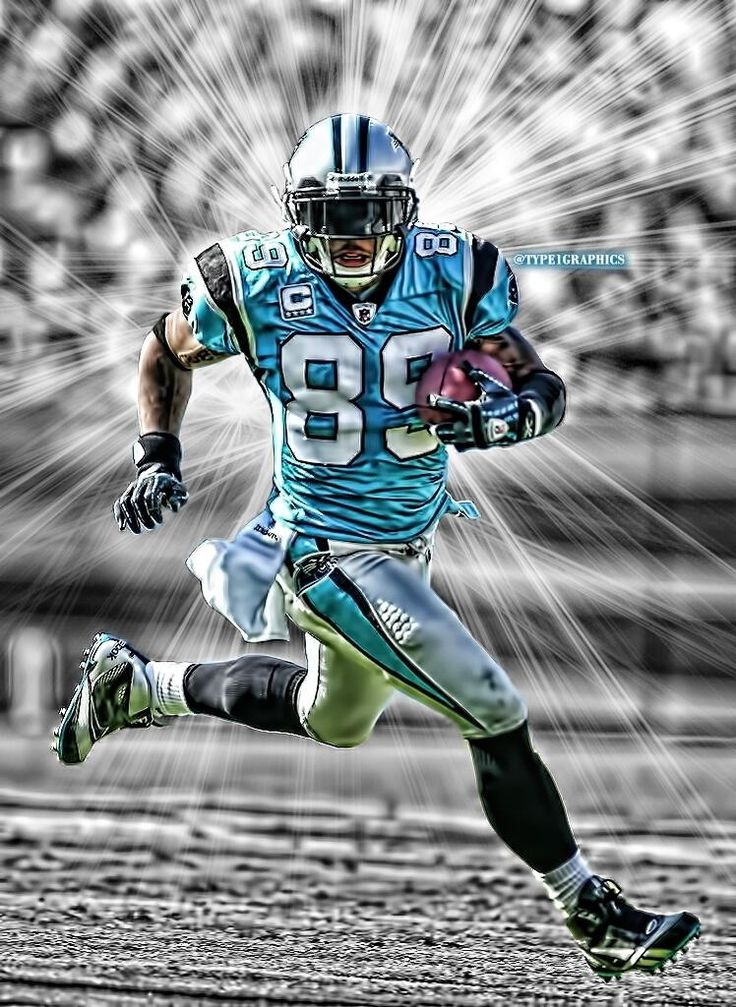 Steve Smith-He will always be a Panther in my world!