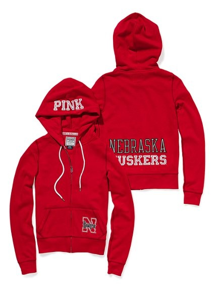 pink huskers.