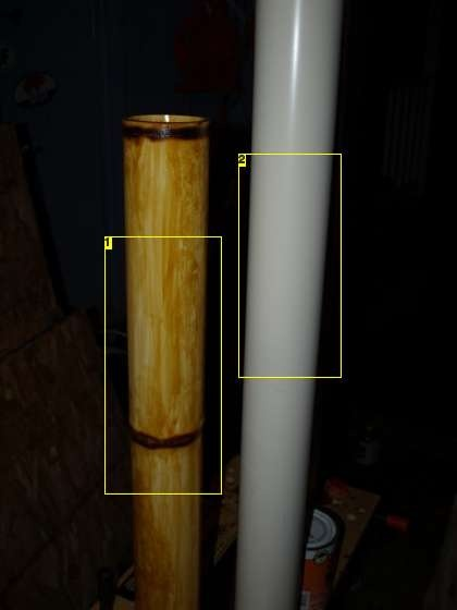 How to paint PVC pipes to look like bamboo. (much needed for the arch for my beach wedding)