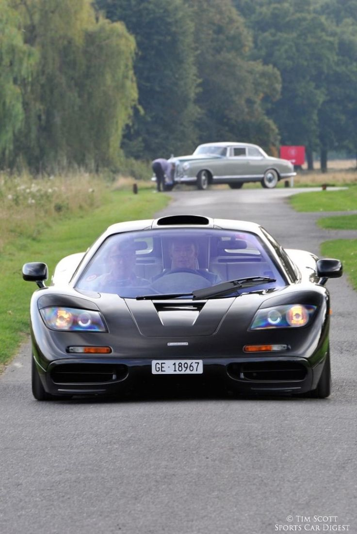 picture This Immaculate McLaren F1 Could Be Yours For A Small Fortune
