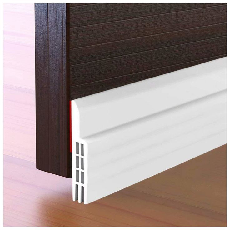 Suptikes Door Draft Stopper Under Door Seal For Exterior Interior Doors Door Sweep Strip Under Door Draft Block With Images Door Draught Stopper Sound Proofing Door Draft