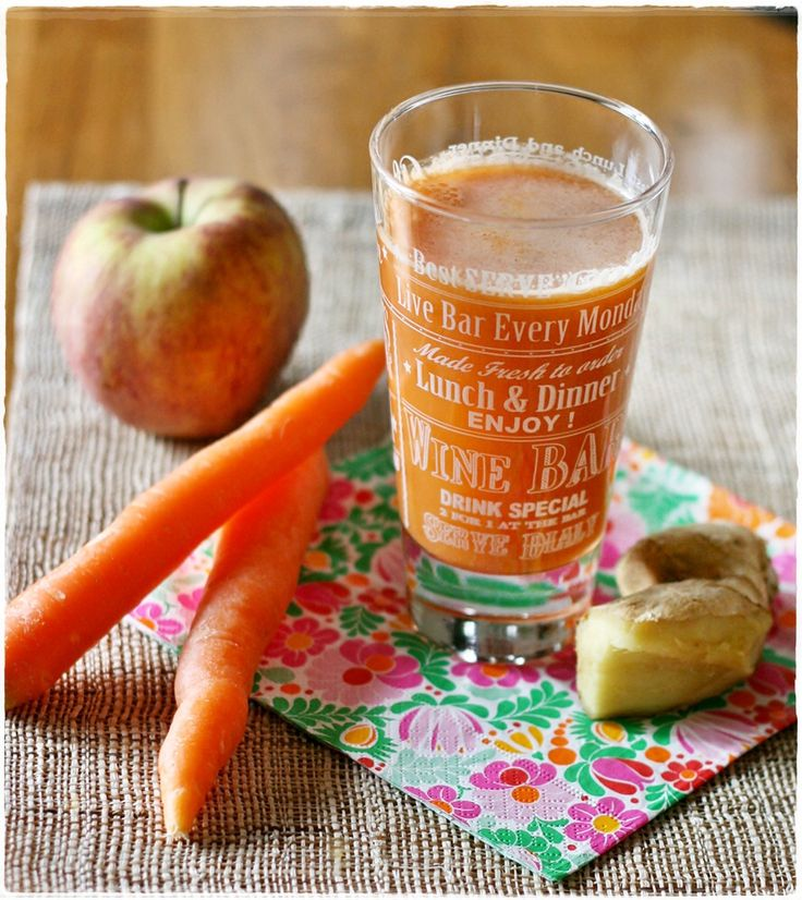 Die besten 25+ Carrot and ginger Ideen auf Pinterest | Rüben-Saft ...