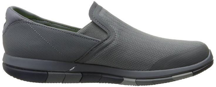 Amazon.com | Skechers Performance Men's Go Flex Slip-On Walking Shoe | Walking