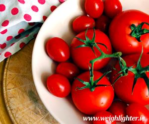 Basic Tomato Sauce: 275 Kcals In Total