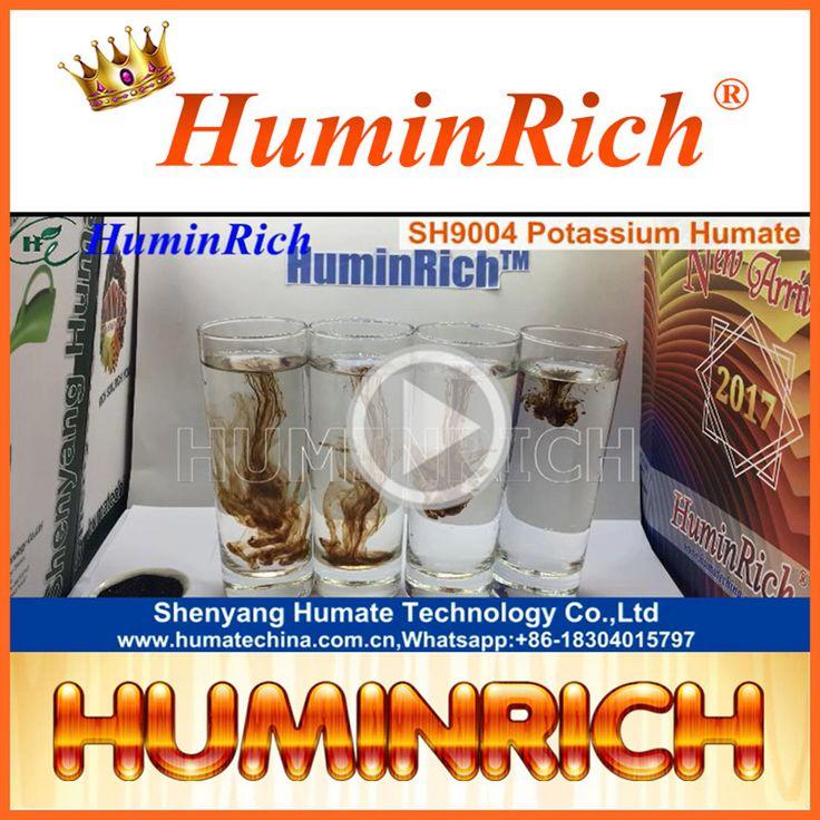 """HuminRich"" Agriculture Fertilizer Super Potassium Humate Powder Humic Acid & Humate"