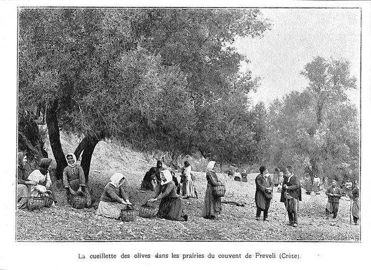 Preveli,Crete,1926.