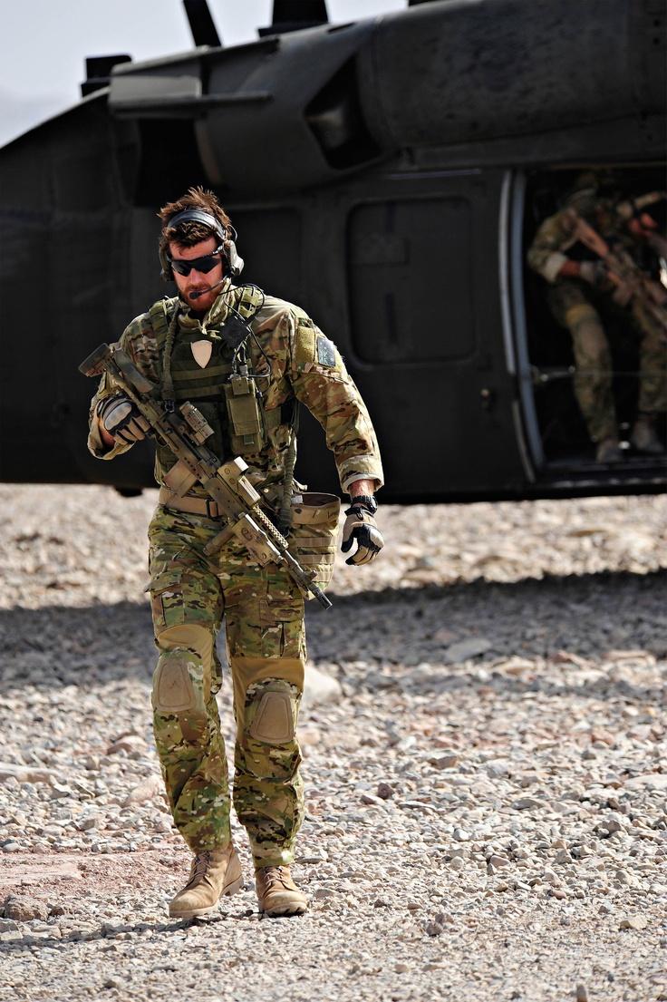 Corporal Ben Roberts Smith, SASR & VC recipient! What a gun!