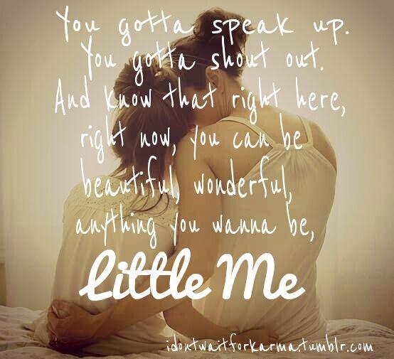Little Me- Little Mix lyrics