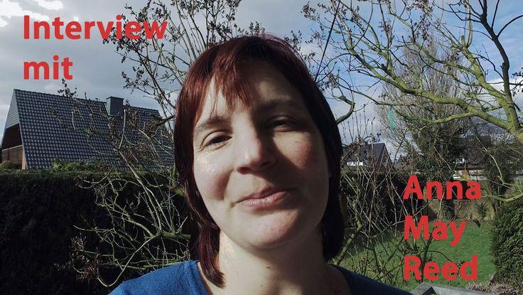 """Im Rahmen der Blogtour zu """"Entfesselt - Eyes of Fire"""" durfte ich mit der Autorin Anna May Reed ein Interview führen"""