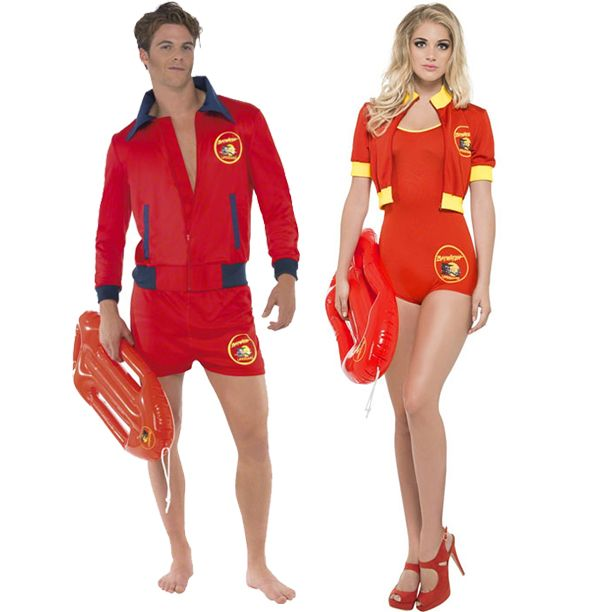 From the beach to the bay, you'll always be where the action is. Grab this awesome couple costume today from Heaven Costumes! http://www.heavencostumes.com.au/catalogsearch/result/?q=baywatch