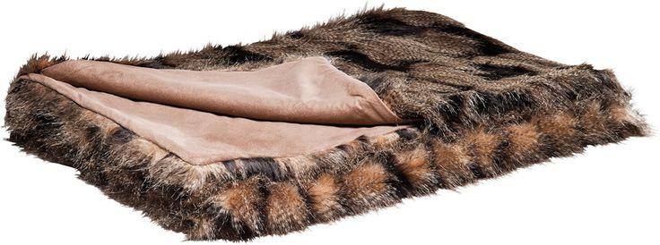 Coperta di pelliccia Lux 140x200 - Kare
