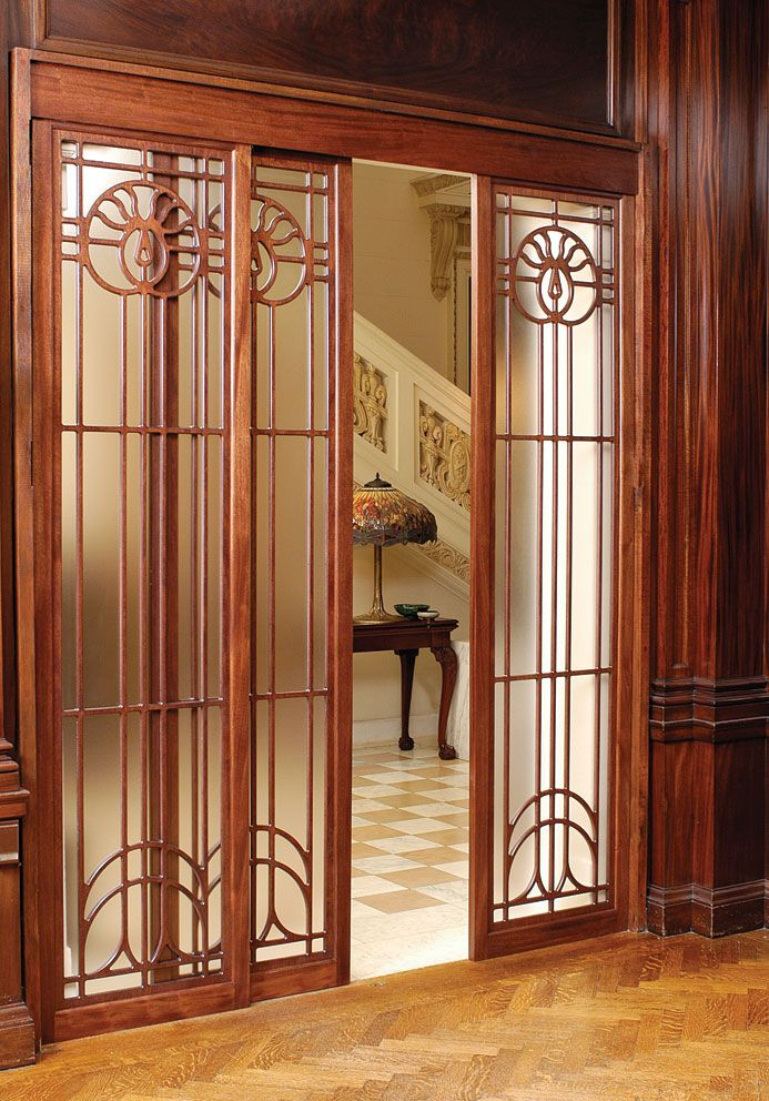 Pinecrest Lots Of Wood Carving Doors Mantles Screens