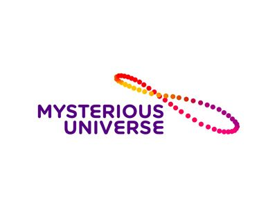 Eye-catching new logo for Mysterious Universe podcast #logo #design #rebrand