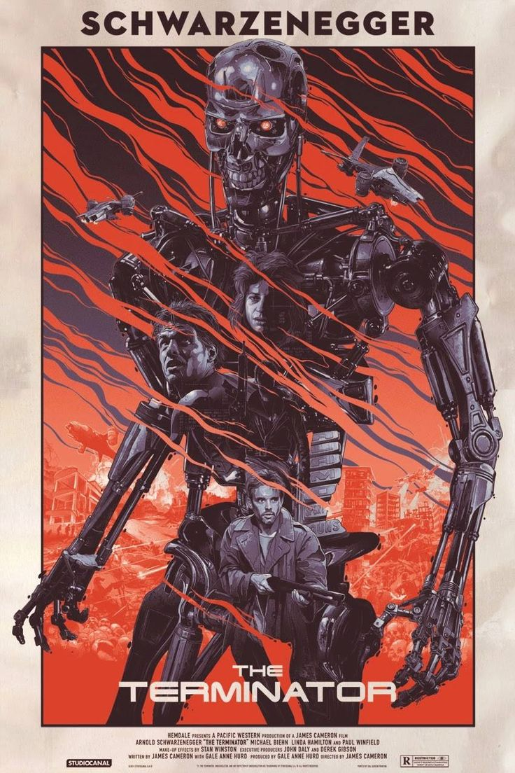 The Terminator by Grzegorz Domaradzki