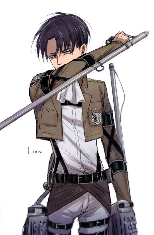 levis manga wallpaper - photo #28