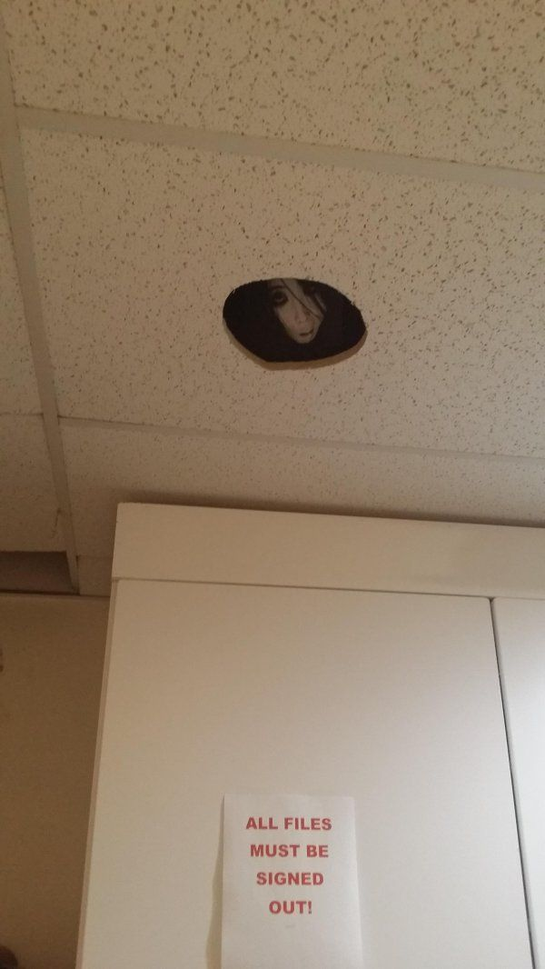 Hilarious Halloween pranks for your coworkers