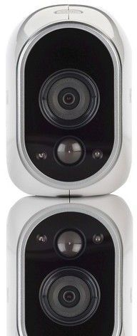 Arlo Smart Home Add-on HD Security Camera, 100% Wire Free, Indoor/Outdoor with Night Vision (VMC3030-100NAS) #smarthomecamera #homesecuritycamera