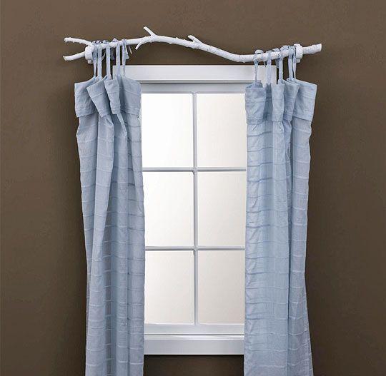 17 melhores ideias sobre cortina de vara de ramos no pinterest ...