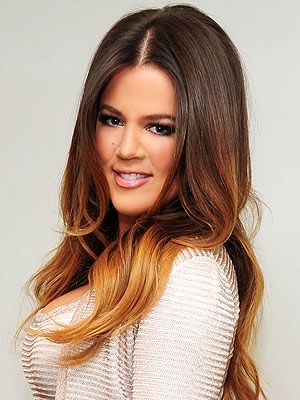 obsessed with khloe's balayage hair, its the nicest iv seen!