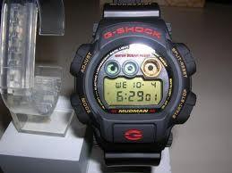 Часы G-Shock DW-8400G-1 1995 года