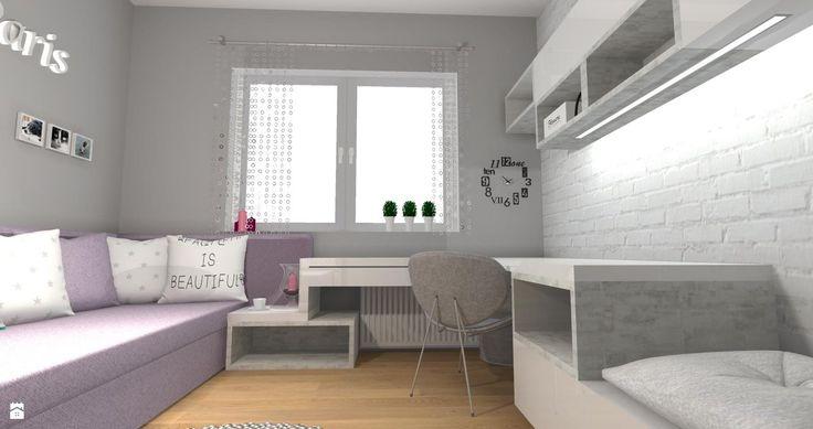 Pokój dziecka styl Eklektyczny - zdjęcie od m.m.grzyb - Pokój dziecka - Styl Eklektyczny - m.m.grzyb