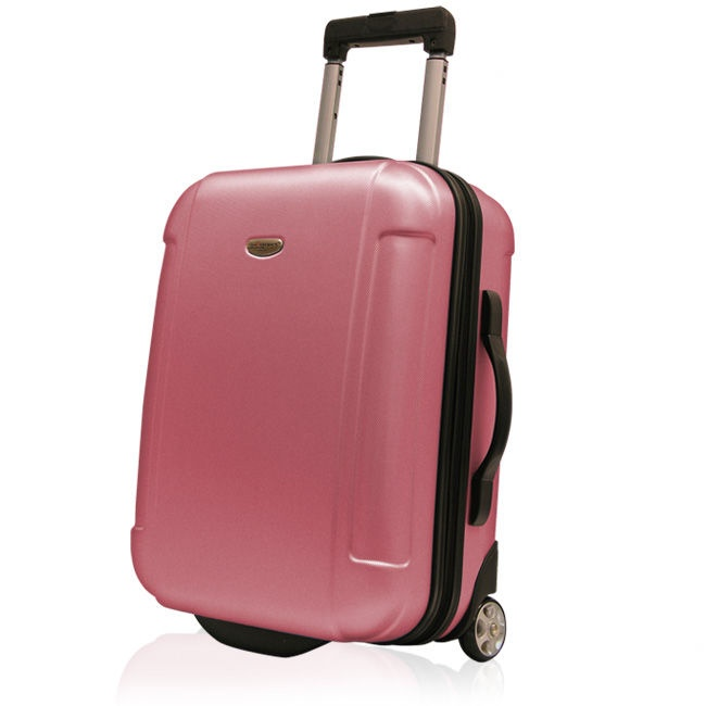 pink carry on: Carry On Must, Awhh Pink, Luggage Obession, Suitcases, Paloma Rolling, Pink Carry, Bags