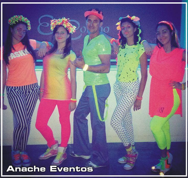 Consultas: Anache Eventos Lun a Vier 13 a 18hs (011) 4 2 5 7 - 2 8 7 4 www.anache.com.ar   #cotillon #supplies #fiestas #totalfun #balloons #party #cumpleañera #feliz #cumpleaños #15años #tanda #baile #bailar #neon #fluo