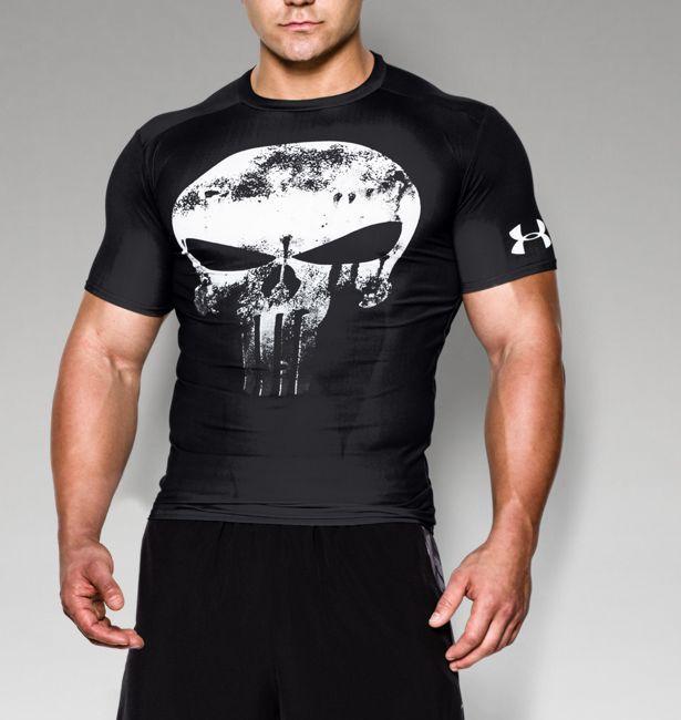Men's Under Armour® Alter Ego Punisher Team Compression Shirt | Under Armour US
