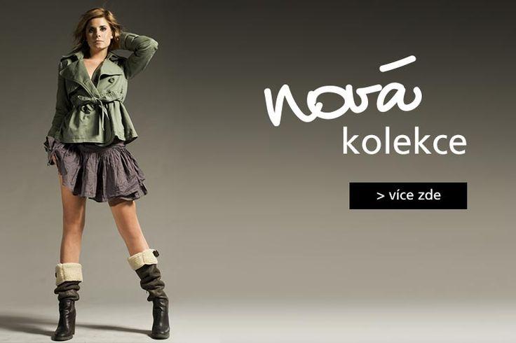 Nová kolekce je tady... Více na http://www.obujsi.cz/cz/e-shop/n0/news.html