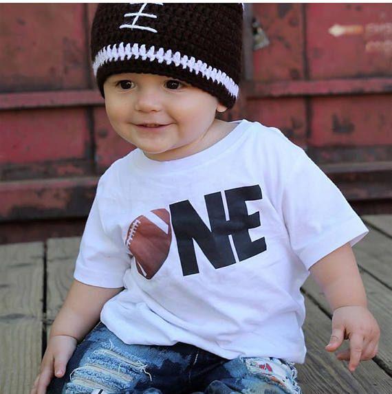 Boy Birthday Shirt Birthday Shirt Football Shirt First
