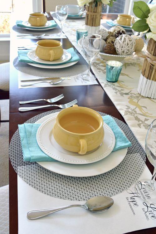 Best 25+ Casual table settings ideas on Pinterest ...