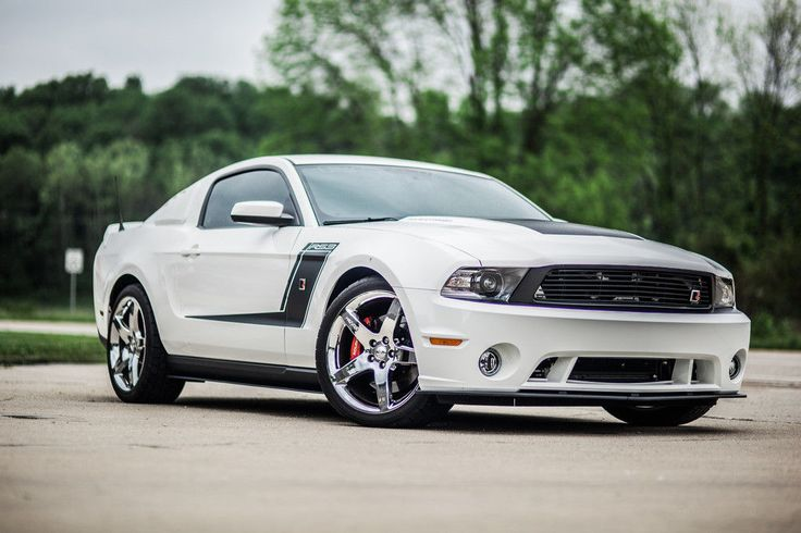eBay: 2012 Ford Mustang ROUSH STAGE 3 2012 Roush Stage 3 Mustang *UNREAL CAR* #fordmustang #ford