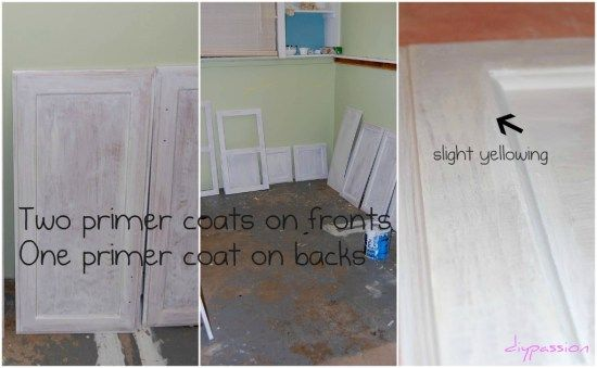 More Kitchen: Tips, tricks and a lot of white paint - DIY Passion