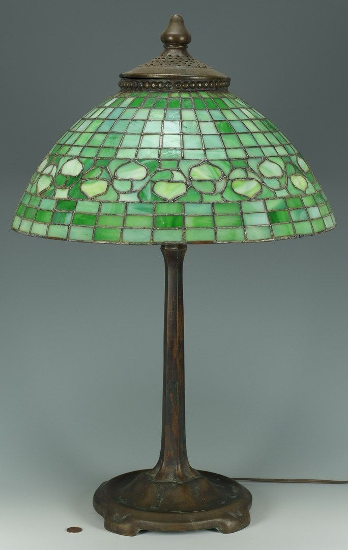 20 Best Tiffany Lamps Metalware Metal Parts Images On