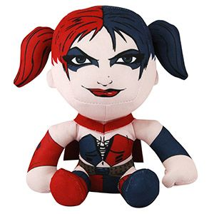 Harley Quinn Plush Toys Unique eye-catching design