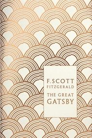 Classic 20's novel and Art Deco pattern