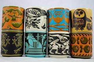 Hornsea vintage pottery