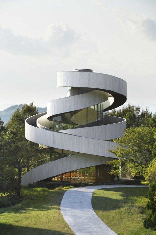 Gallery of Ribbon Chapel / Hiroshi Nakamura & NAP – 8