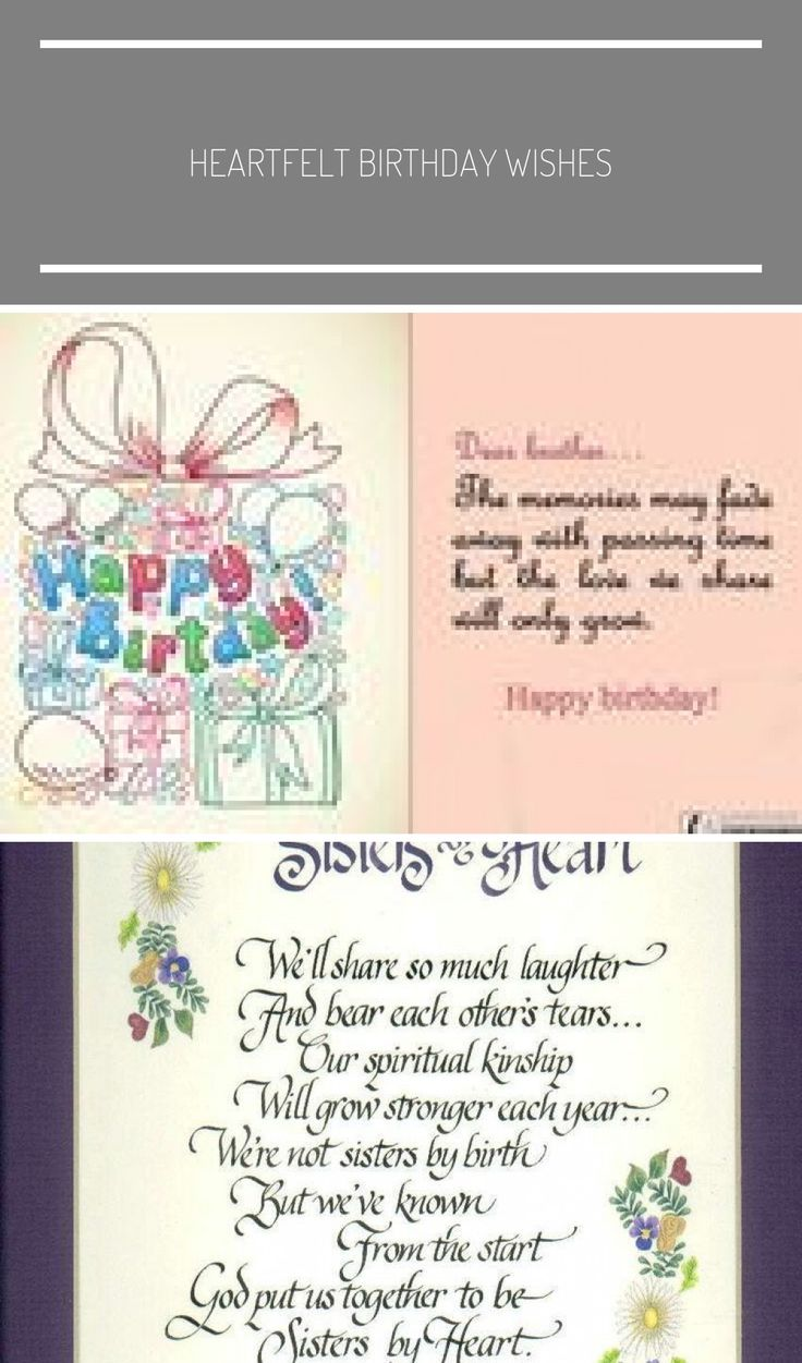 Heartfelt Birthday Wishes For Sister In Law Best Friend