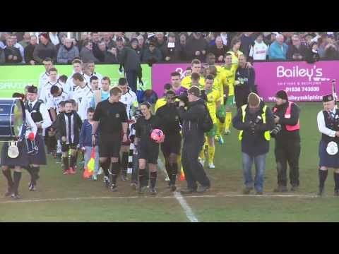 FOOTBALL -  Corby Town vs Dover Athletic 1-2, FA Cup First Round Proper 2013-14 highlights - http://lefootball.fr/corby-town-vs-dover-athletic-1-2-fa-cup-first-round-proper-2013-14-highlights/