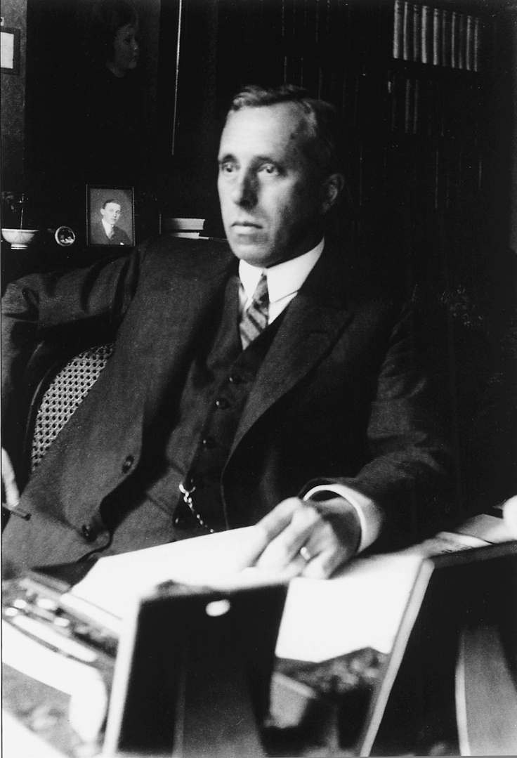 Johan Huizinga (1872-1945) historian, linguist, and author of Homo Ludens