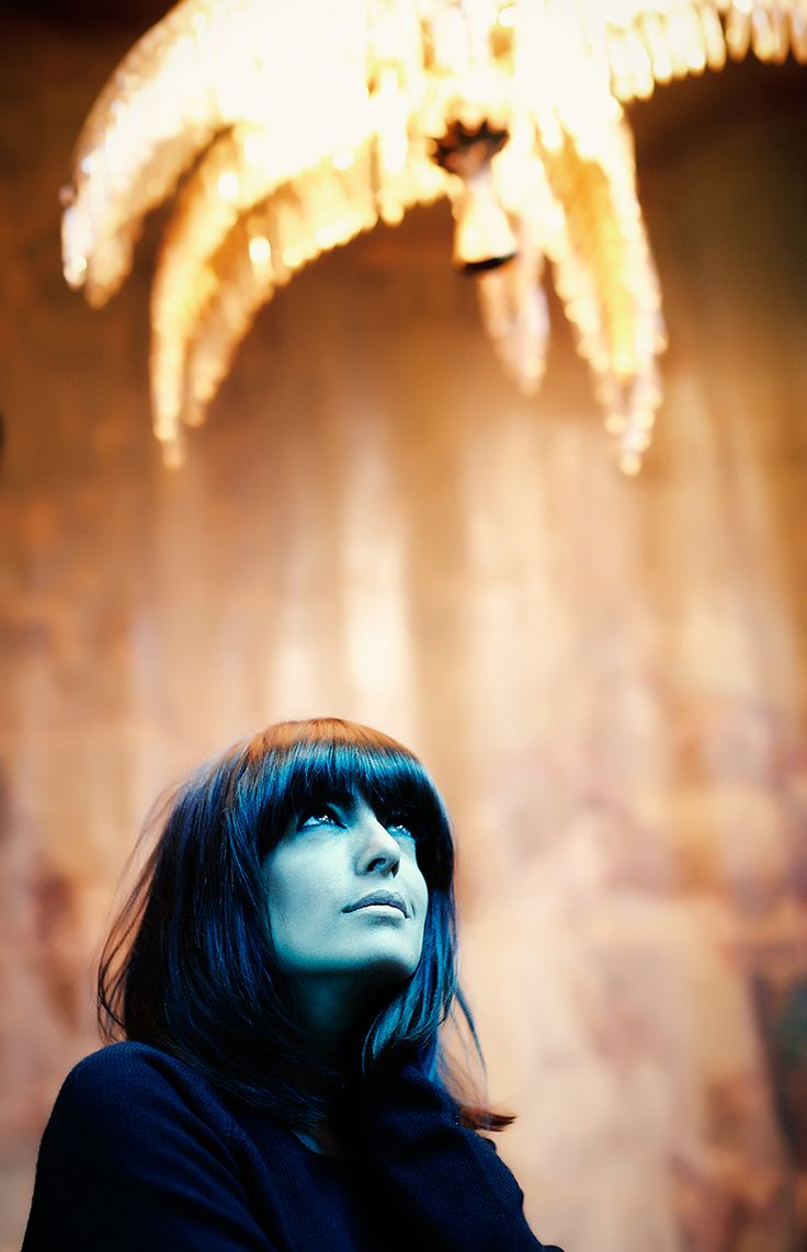 <strong>CLAUDIA WINKLEMAN</strong>