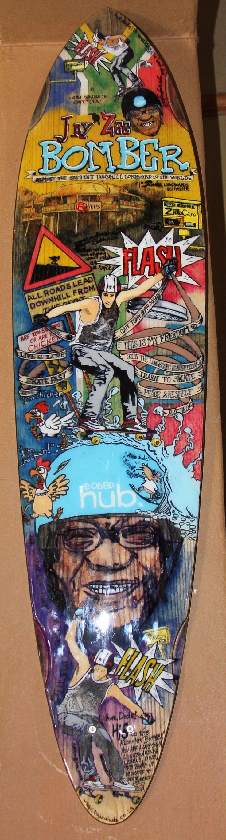 longboarding boardhub cape town rafikis