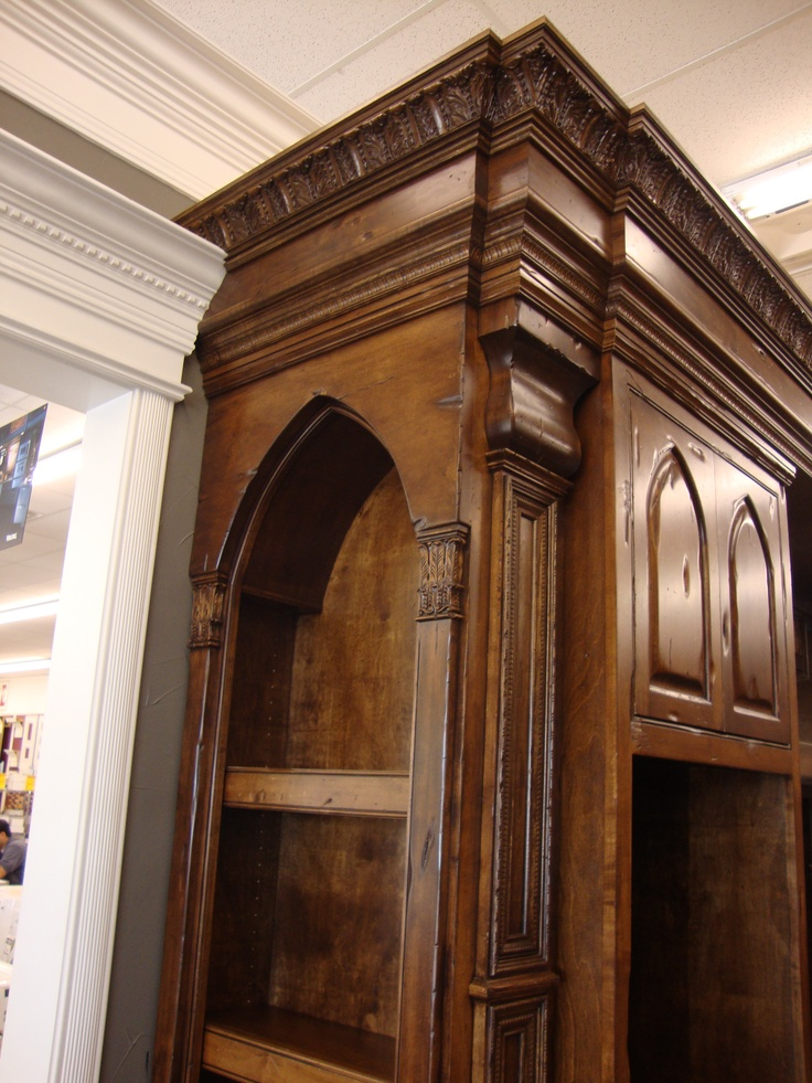 Old world look kitchen cabinet maple heavy distressed for Kitchen design consultants