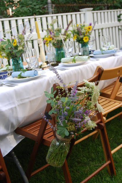 the salad days: Swedish Midsummer Baby Shower