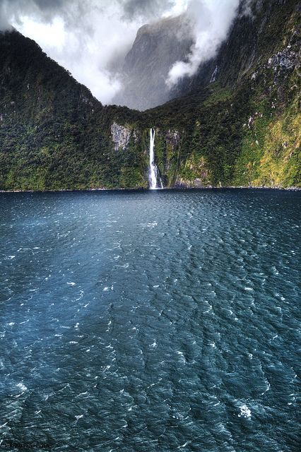 Doubtful Sound, New Zealand    penttja