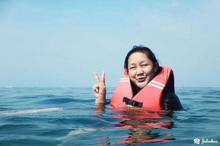 Snorkling Pulau Sangiang