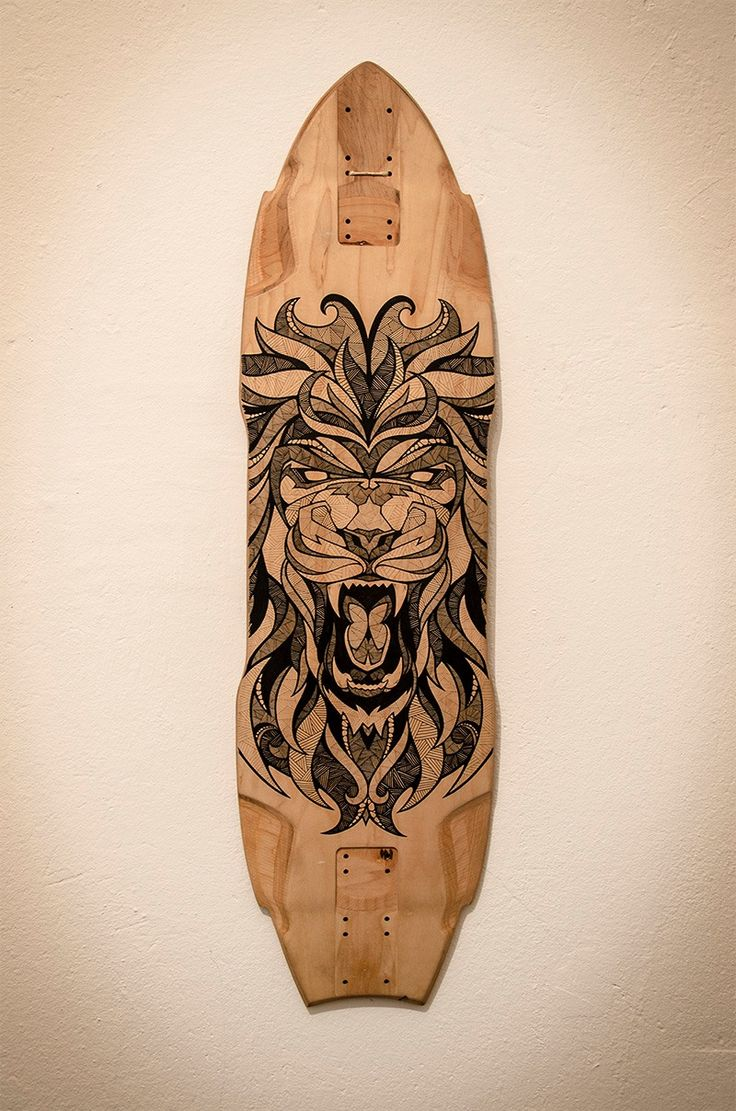 One of a kind Wolfshark! Done by our good friend Andreas Preis.